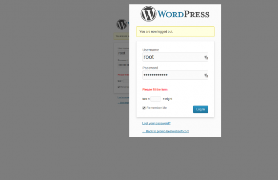 wordpress captcha plugin screenshot 5