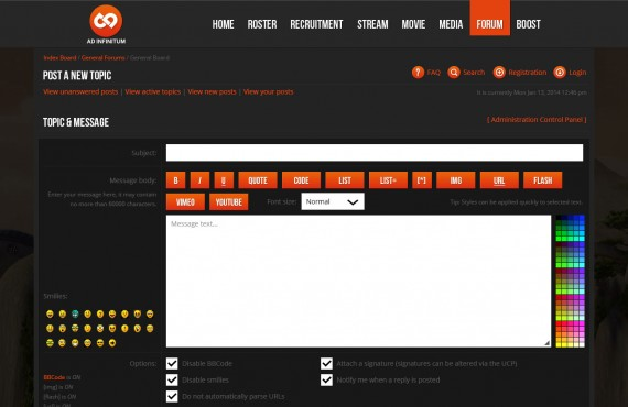 website redesign screenshot 5