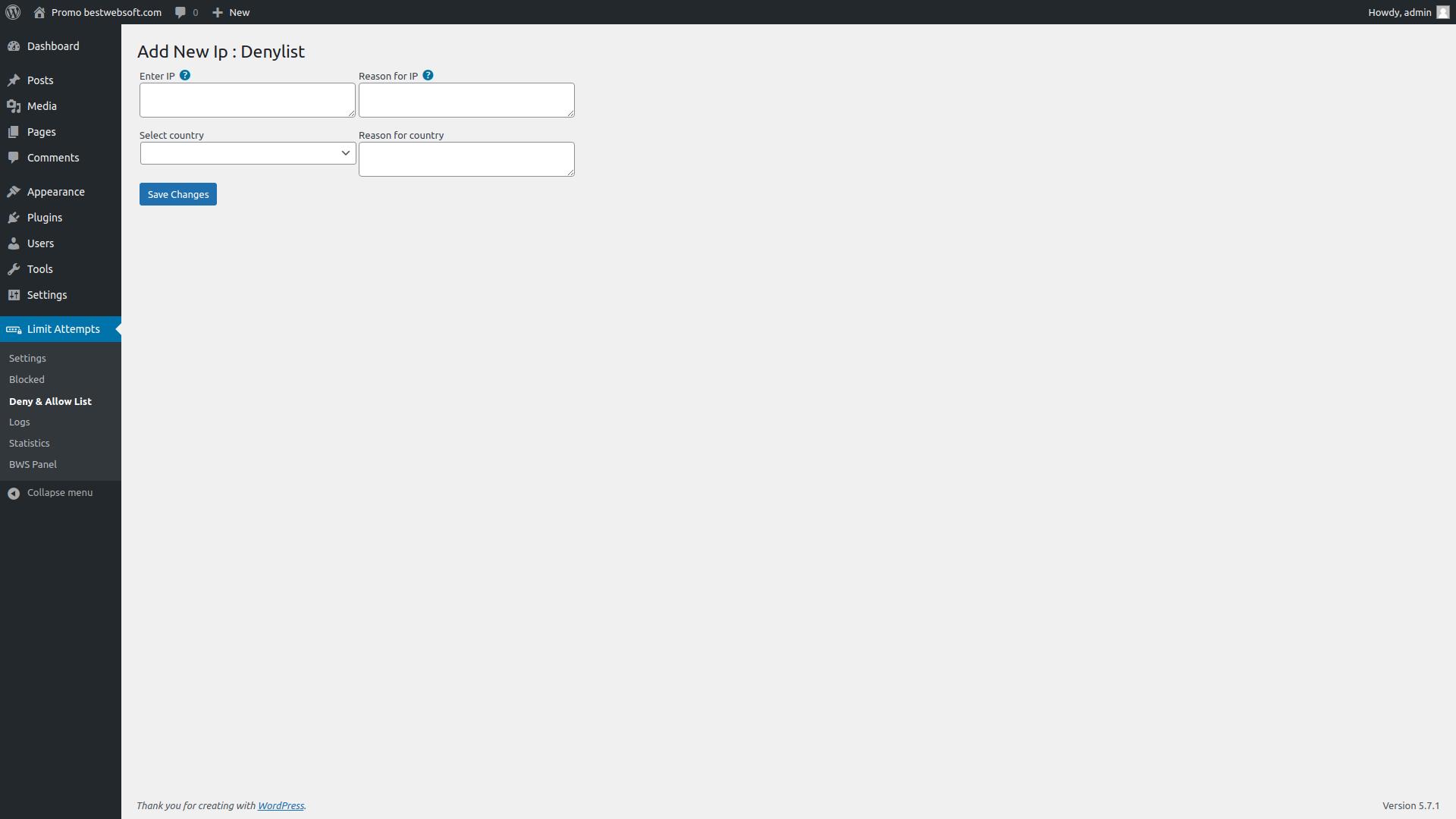 limit attempts screenshot 14