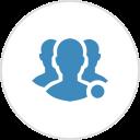 visitors online logo