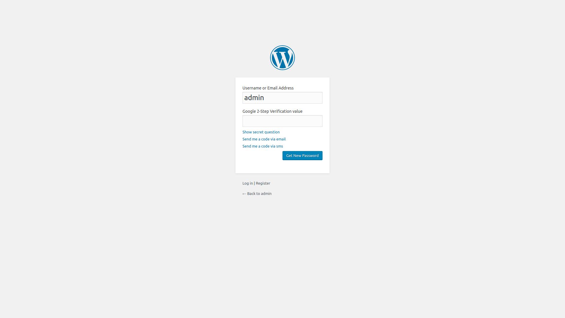 2-step verification screenshot 10