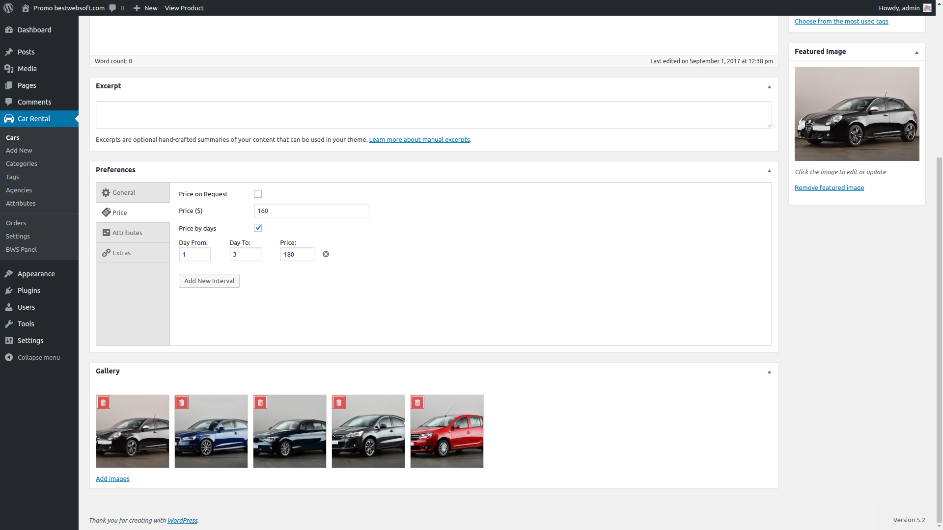 car rental v2 screenshot 22